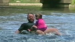 Dad And His Little Girl Pose For The Camera. Seconds Later, The Unthinkable Happens…